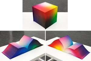 RGB Colorspace Atlas 2011, by Tauba Auerbach